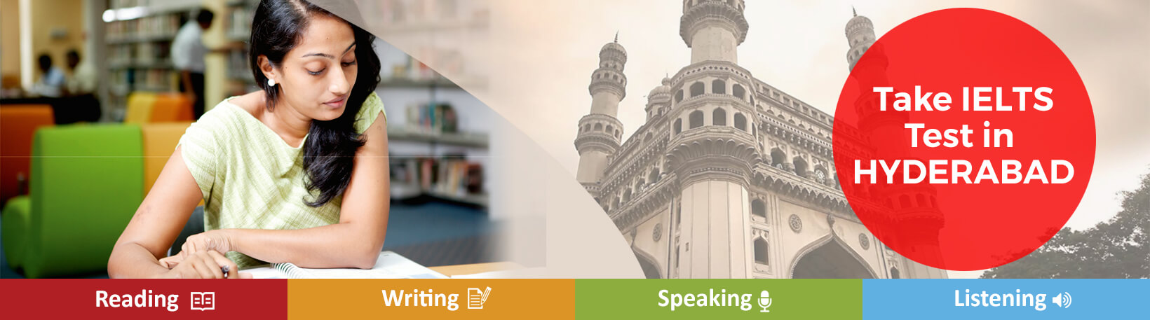 IELTS Test Centre in Hyderabad
